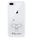 iPhone 8 Plus Hoesje The Boy Who Lived