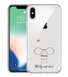 Apple iPhone X Hoesje The Boy Who Lived