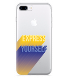 iPhone 7 Plus Hoesje Express Yourself