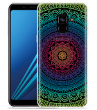 Samsung Galaxy A8 2018 Hoesje Hippie Dream