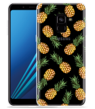 Samsung Galaxy A8 2018 Hoesje Ananas