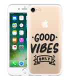 iPhone 7 Hoesje Good Vibes
