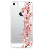 iPhone 5/5S/SE Hoesje Flower Branch