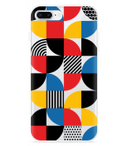 iPhone 8 Plus Hoesje Abstract Pattern