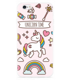 iPhone 6/6S Hoesje Unicorn Time