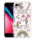 iPhone 8 Hoesje Unicorn Time