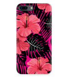 iPhone 8 Plus Hoesje Tropical Flowers