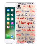 iPhone 7 Hoesje I Love you
