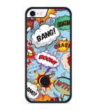 iPhone 8 Hardcase hoesje Comic