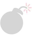 iPhone 8 Plus Hardcase hoesje Black-white-gold Marble