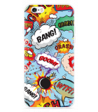iPhone 6/6S Hoesje Comic
