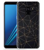 Samsung Galaxy A8 2018 Hoesje Luxury