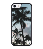 iPhone 8 Hardcase hoesje Palmtrees