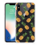Apple iPhone XS Hoesje Ananas