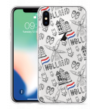Apple iPhone Xs Hoesje Holland
