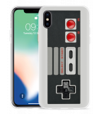 Apple iPhone Xs Hoesje Retro Controller Classic