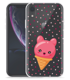 Apple iPhone Xr Hoesje Ice cone