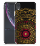 Apple iPhone Xr Hoesje Mandala Fantasie
