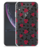 Apple iPhone Xr Hoesje Roses
