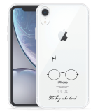 Apple iPhone Xr Hoesje The Boy Who Lived