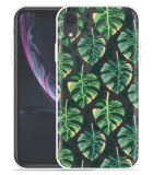 Apple iPhone Xr Hoesje Palm Leaves Large