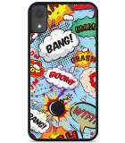 iPhone Xr Hardcase hoesje Comic