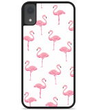 iPhone Xr Hardcase hoesje Flamingo