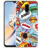 OnePlus 6T Hoesje Comic