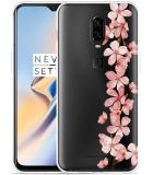 OnePlus 6T Hoesje Flower Branch