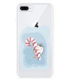 iPhone 8 Plus Hoesje Candy Pinquin