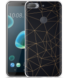 Desire 12 Plus Hoesje Luxury