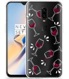 OnePlus 6T Hoesje Wine not?