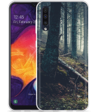 Galaxy A50 Hoesje Dark Forest