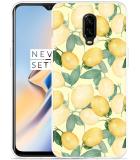 OnePlus 6T Hoesje Lemons