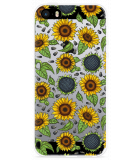 iPhone 5/5S/SE Hoesje Sunflowers