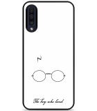 Galaxy A50 Hardcase hoesje The Boy Who Lived