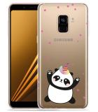 Samsung Galaxy A8 2018 Hoesje Pandicorn