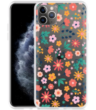Apple iPhone 11 Pro Max Hoesje Always have flowers