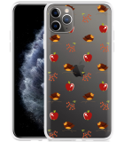 Apple iPhone 11 Pro Max Hoesje Apples and Birds