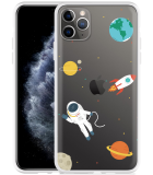 Apple iPhone 11 Pro Max Hoesje Astronaut