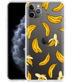 Apple iPhone 11 Pro Max Hoesje Banana