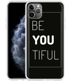 Apple iPhone 11 Pro Max Hoesje Beyoutiful