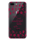 iPhone 8 Plus Hoesje Most Wonderful Time