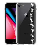 iPhone 8 Hoesje Horses in Motion