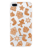 iPhone 8 Plus Hoesje Christmas Cookies