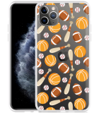 Apple iPhone 11 Pro Max Hoesje American Sports