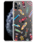 Apple iPhone 11 Pro Max Hoesje Skateboards