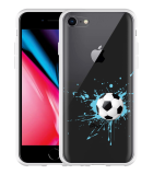 iPhone 8 Hoesje Soccer Ball
