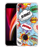iPhone SE 2020 Hoesje Comic