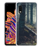 Samsung Galaxy Xcover Pro Hoesje Dark Forest